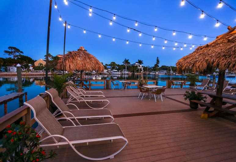 Bay Palms Waterfront Resort - Hotel and Marina, St. Pete Beach, Terraza