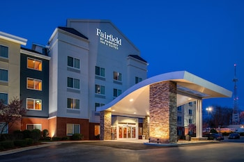Foto Fairfield Inn & Suites by Marriott Greensboro Wendover di Greensboro