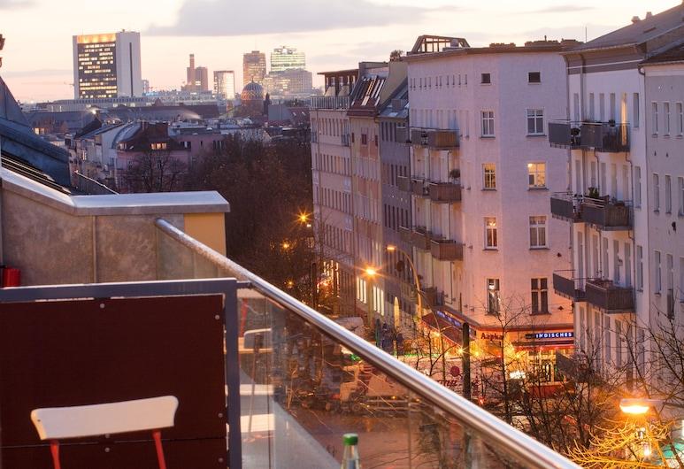 Hotel Kastanienhof Berlin, Berlino, Suite Comfort, Balcone
