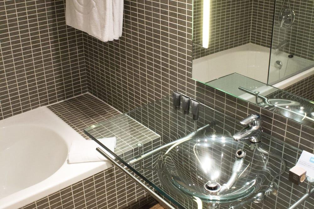 スタンダード ルーム クイーンベッド 1 台 禁煙 (Plus) - バスルーム