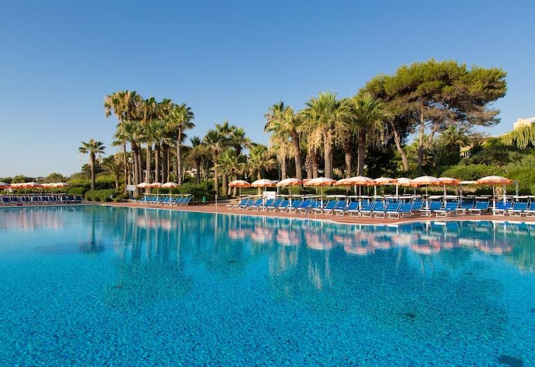 布魯科利鄉村酒店, 奧古斯塔, 無邊際泳池