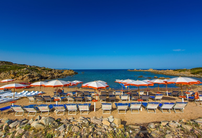 Hotel Club Cala Blu, Santa Teresa Gallura, Playa