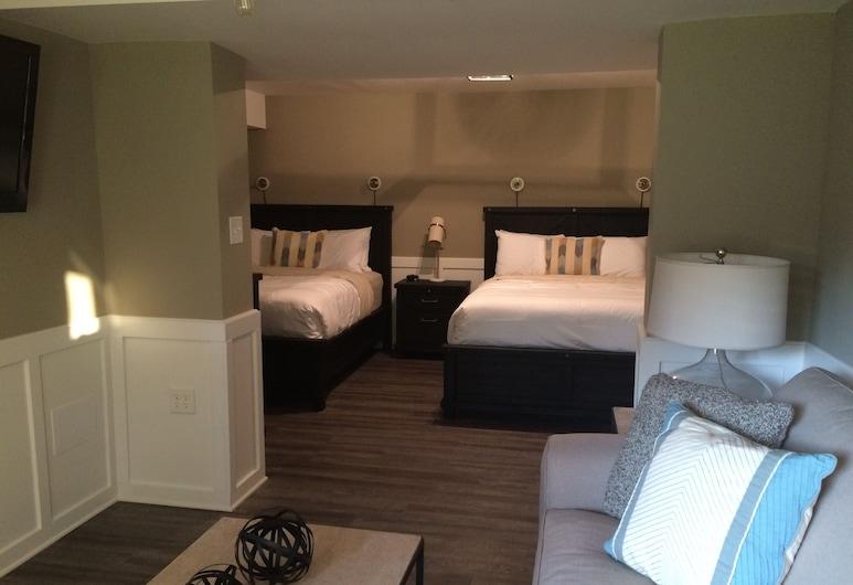 Cocca's Inn & Suites Wolf Rd, Albany Airport, Albany, Standard Oda, 2 Çift Kişilik Yatak, Sigara İçilmez, Oda