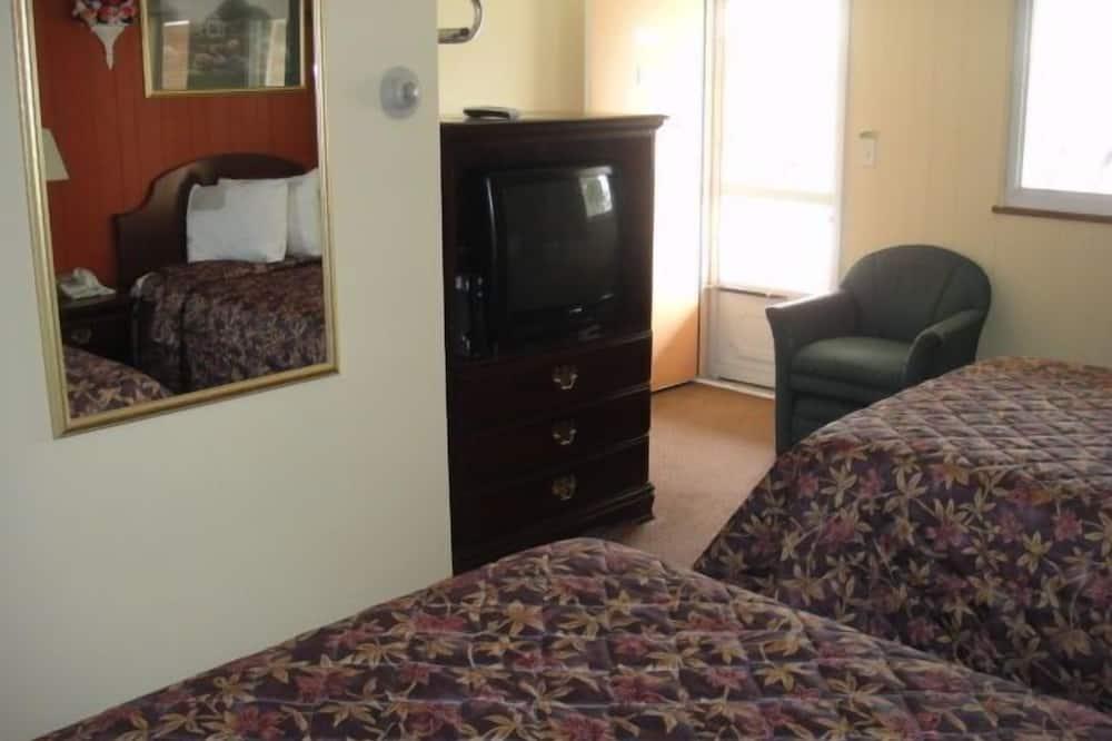 Standardna soba, 1 king size krevet, hladnjak i mikrovalna pećnica - Dnevni boravak
