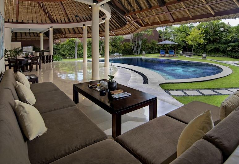 The Dusun, Seminyak, Villa, 3 Bedrooms, Private Pool, Living Area