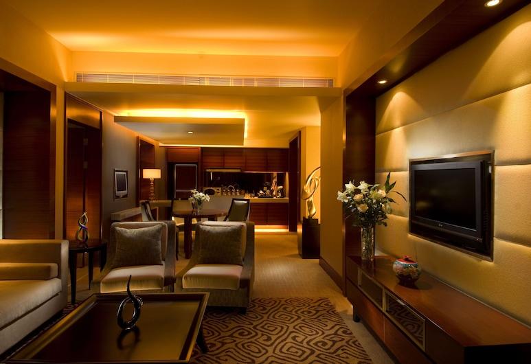 合肥元一希爾頓酒店, 合肥市, 家庭套房, 客房