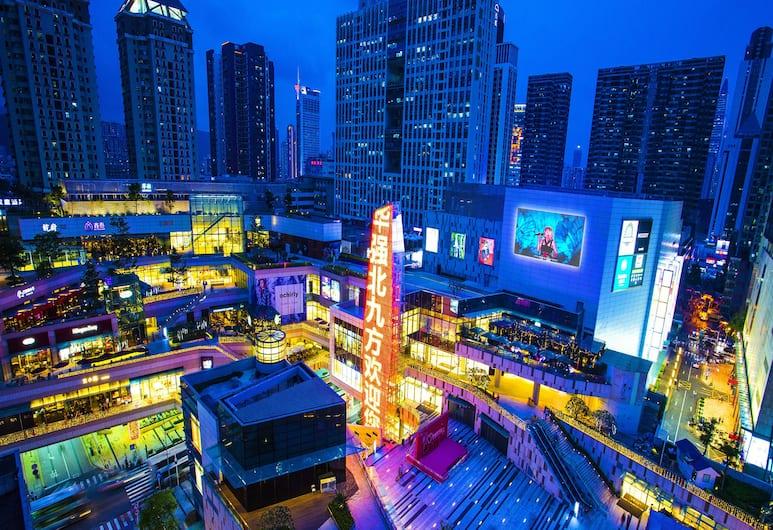 Grand Skylight Hotel Shenzhen, Shenzhen, Eksterijer