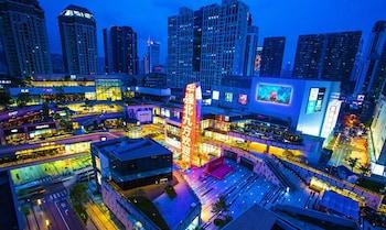 在深圳的深圳中航城格兰云天大酒店照片