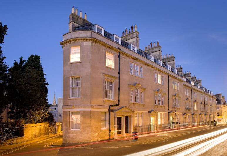 SACO Bath - St James's Parade, Bath, Front of property