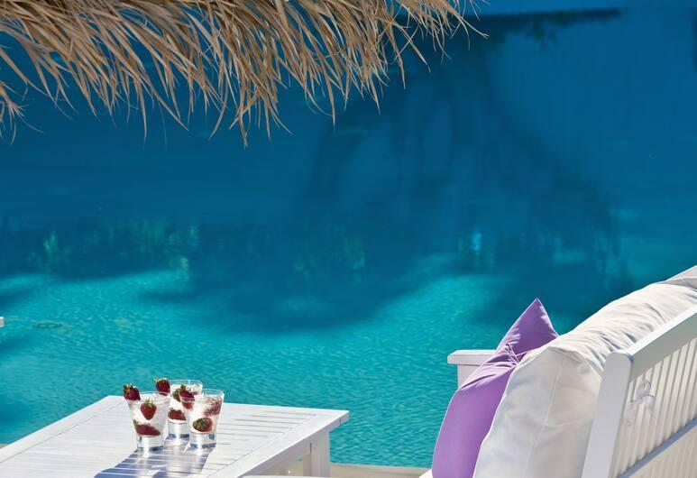 Acqua Vatos Santorini Hotel, Santorini, Outdoor Pool