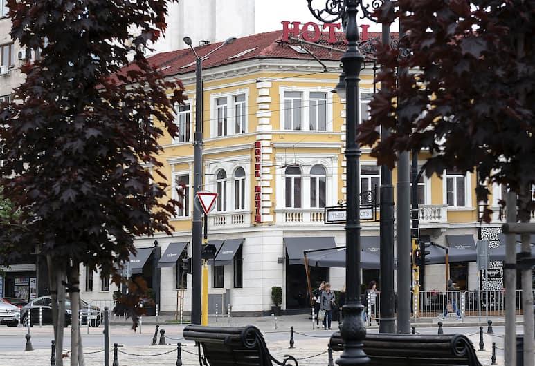 Maxim Boutique Hotel, Sofia, Hotel Front