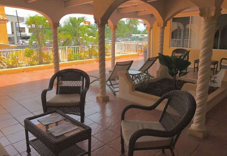ホテル ヴィラ デル ソル, カロライナ, テラス / パティオ
