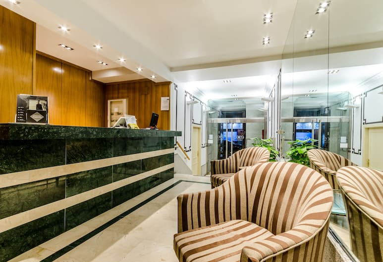Hotel Exe Suites 33, Madrid, Reception