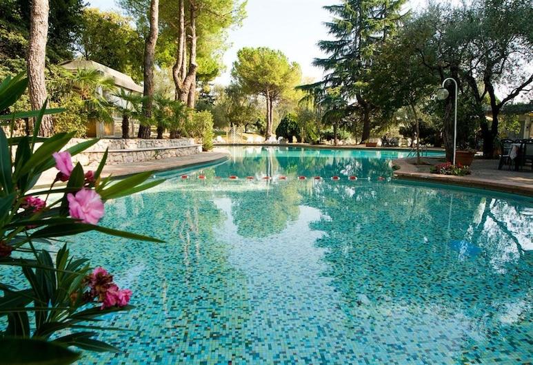 Hotel Marco Polo, גארדה, בריכה חיצונית