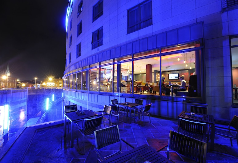 Absolute Hotel Limerick, Limerick, Terrace/Patio