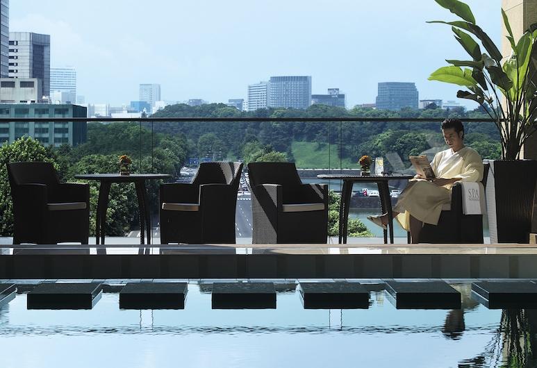 東京半島酒店, 東京, 泳池