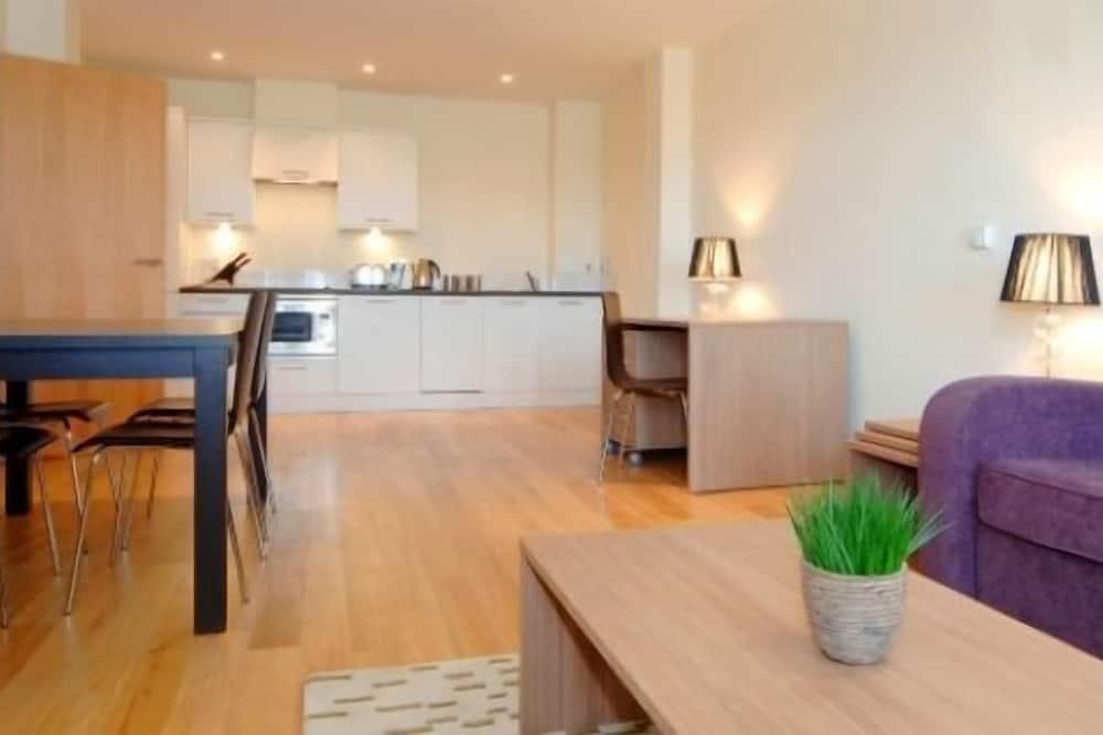 Standard apartman, 2 hálószobával (1 Bathroom) - Nappali