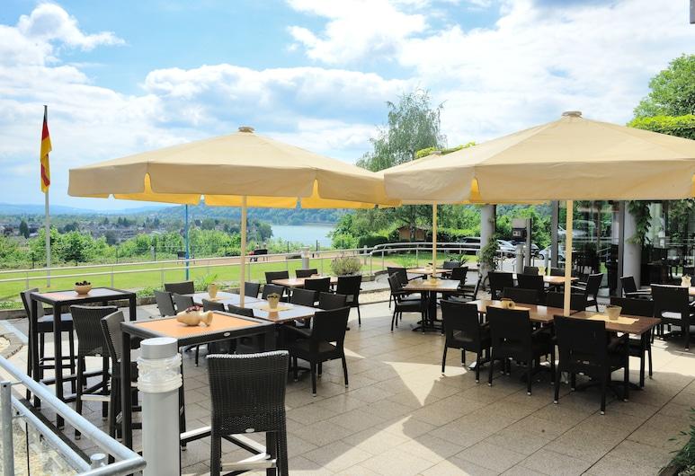 Ringhotel Haus Oberwinter, Remagen, Terasa/trijem