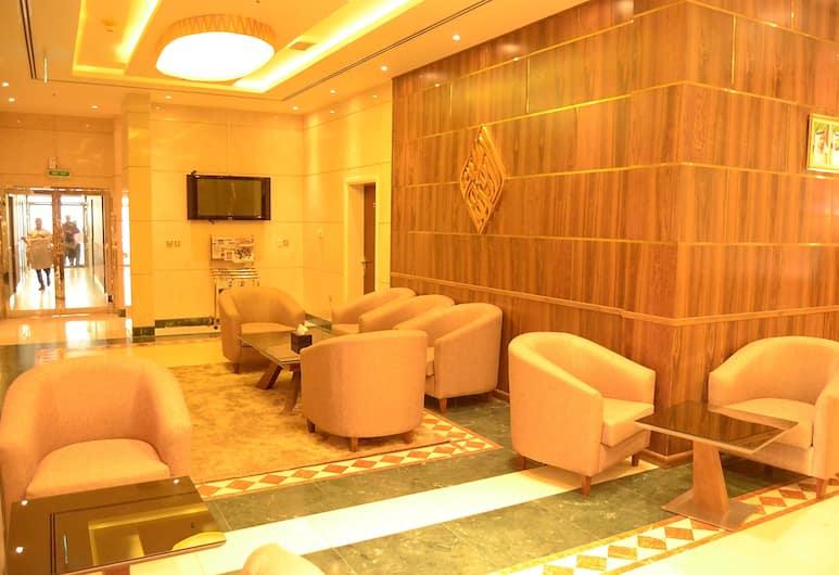 厄馬拉特勒喬烏馬酒店, 沙迦, 大堂