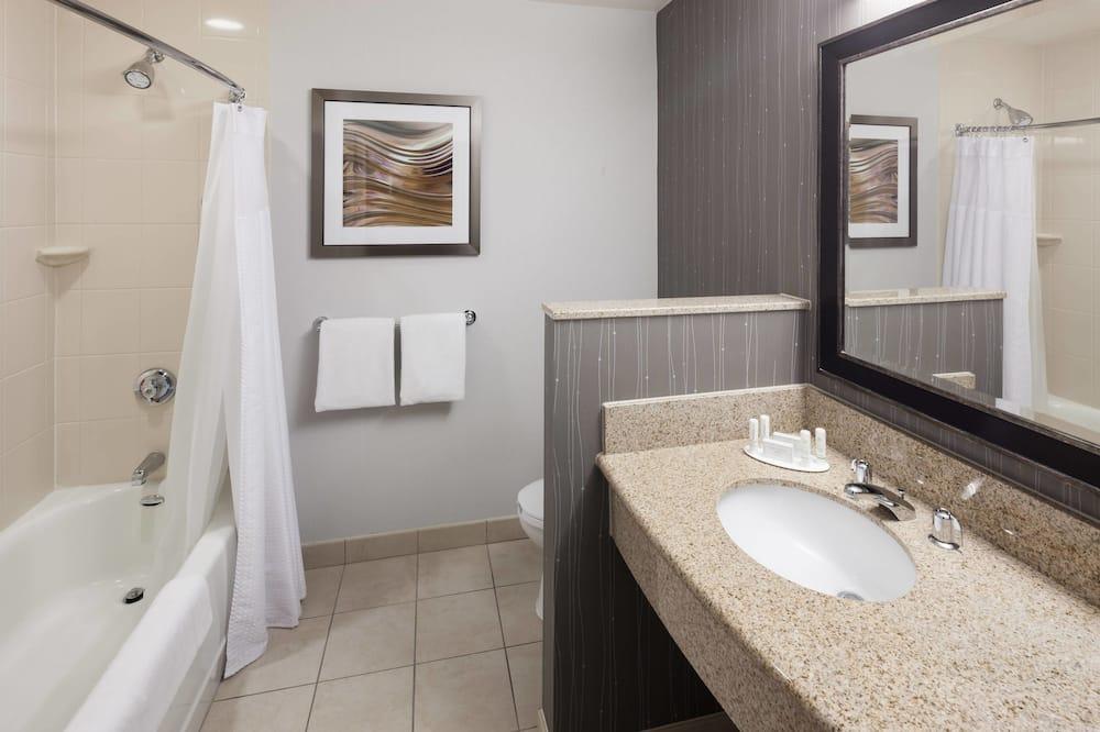 Habitación, 2 camas Queen size, para no fumadores - Baño