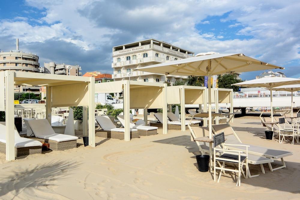 Book Terrazza Marconi Hotel & Spamarine in Senigallia | Hotels.com