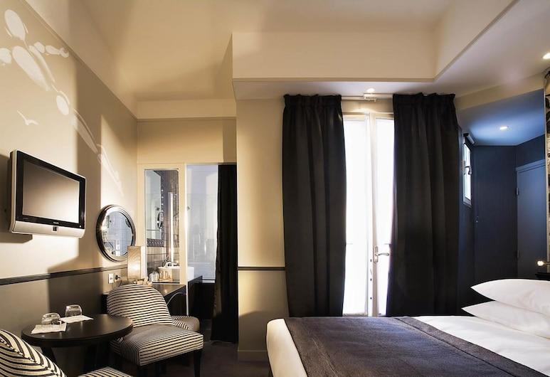 Hôtel des Académies et des Arts, Paris, Superior Room, Guest Room