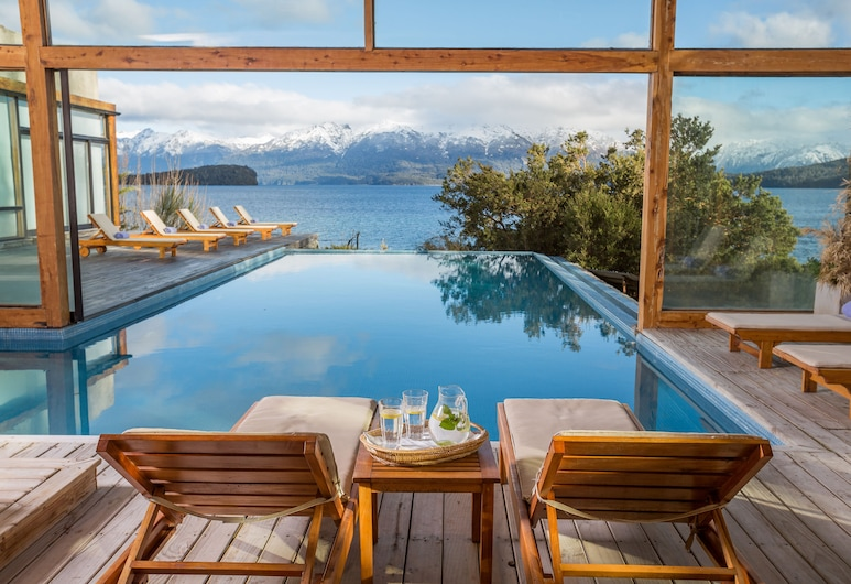 Correntoso Lake & River Hotel, Villa La Angostura, Piscina al aire libre