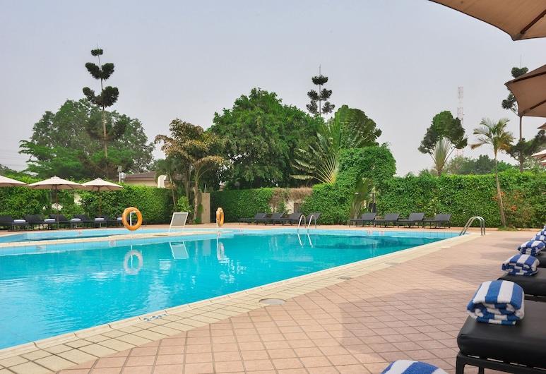 Fiesta Royale Hotel, Accra, Outdoor Pool