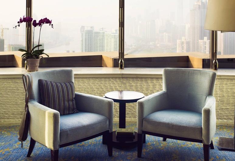 Sheraton Grand Shanghai Pudong Hotel & Residences, Šangaj, Executive suite, 1 spavaća soba, za nepušače, Hotelski bar