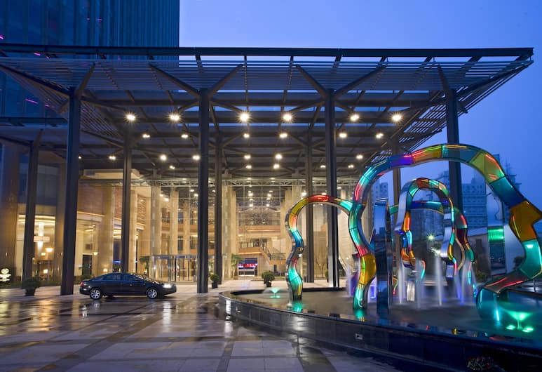 シェラトン グランド上海浦東ホテル & レジデンシーズ (上海浦東喜來登由由酒店及公寓), 上海