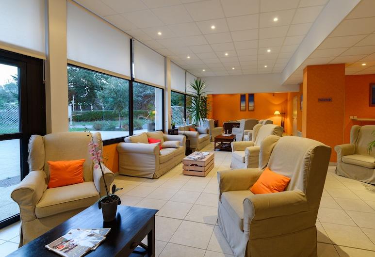 Résidence Lagrange Vacances Les Roches Douvres, Saint-Briac-sur-Mer, Lobby Sitting Area