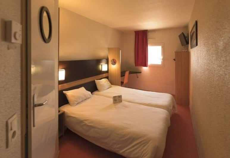 Premiere Classe Nice - Promenade des Anglais, Nice, Standard Twin Room, 2 Twin Beds, Guest Room