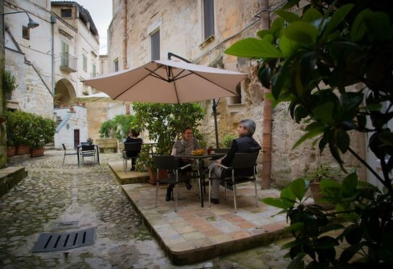 Hotel Residence San Giorgio Matera, Matera, Junior Double Suite, Terrace/Patio