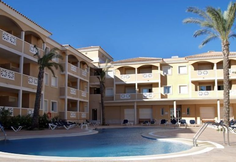 Apartamentos Las Dunas, Deltebre