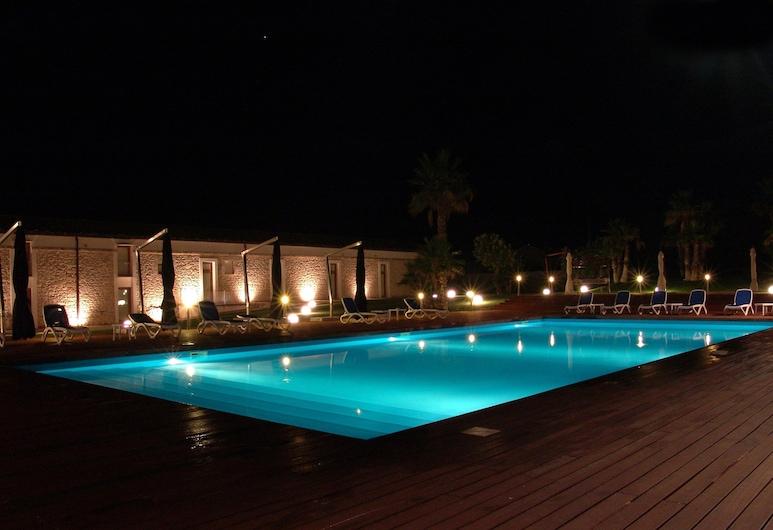 Hotel Villa Carlotta, Ragusa, Bazén