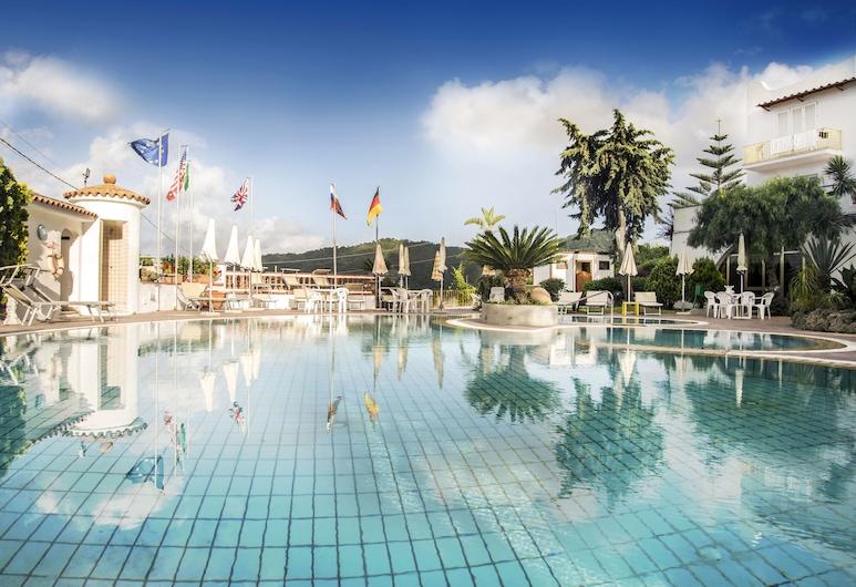 Hotel Internazionale, Barano d'Ischia, Útilaug