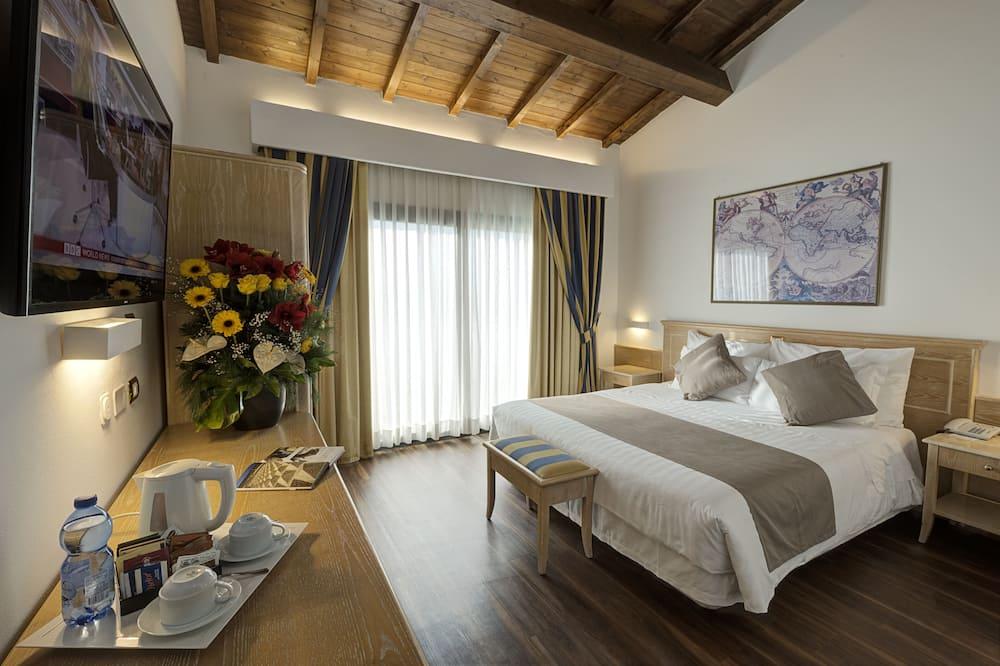 Habitación estándar con 1 cama doble o 2 individuales - Imagen destacada