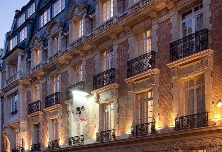 維拉特納酒店, 巴黎, 酒店入口 - 夜景