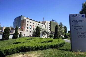 Foto van Radisson Blu Hotel, Yerevan in Yerevan