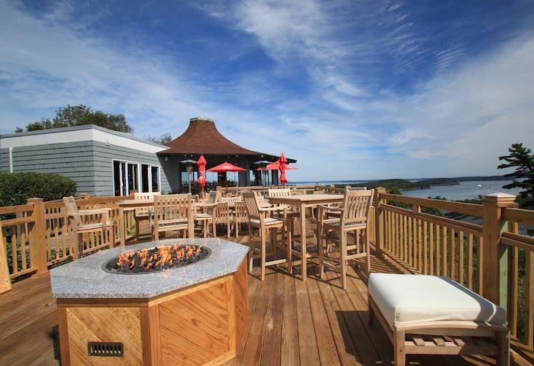 Wonder View Inn, Bar Harbor, Restaurante