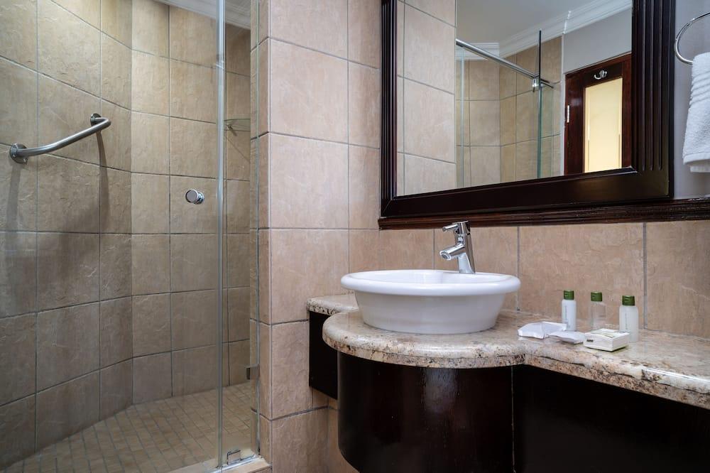 Chambre Standard, 1 très grand lit - Salle de bain