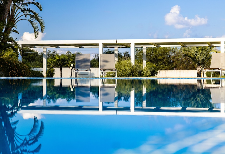 Magaggiari Hotel Resort, Cinisi, Panorāmas baseins
