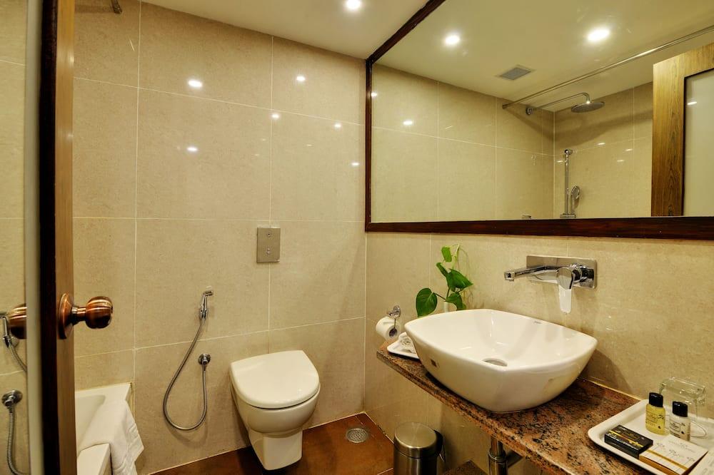 Signet Room - Bathroom