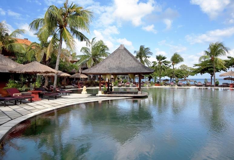 Keraton Jimbaran Beach Resort, Jimbaran, Piscina