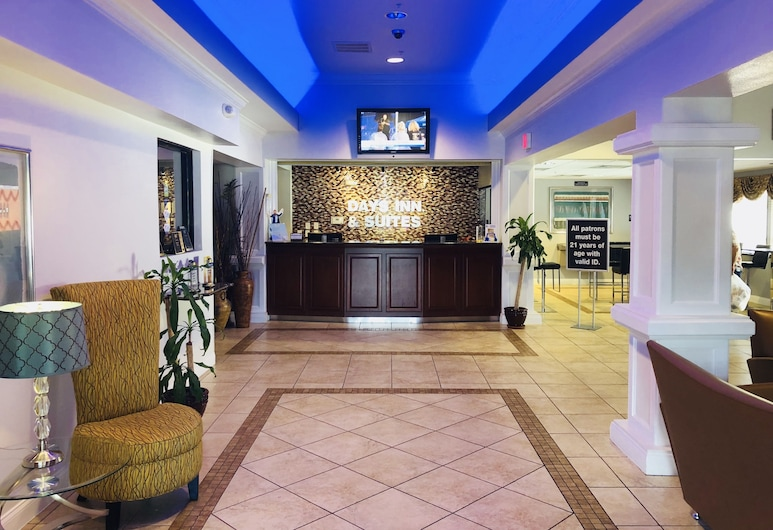 Days Inn & Suites by Wyndham Lakeland, Lakeland, Reception