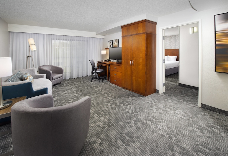 Courtyard by Marriott San Antonio SeaWorld/Lackland, San Antonio, Guest Room