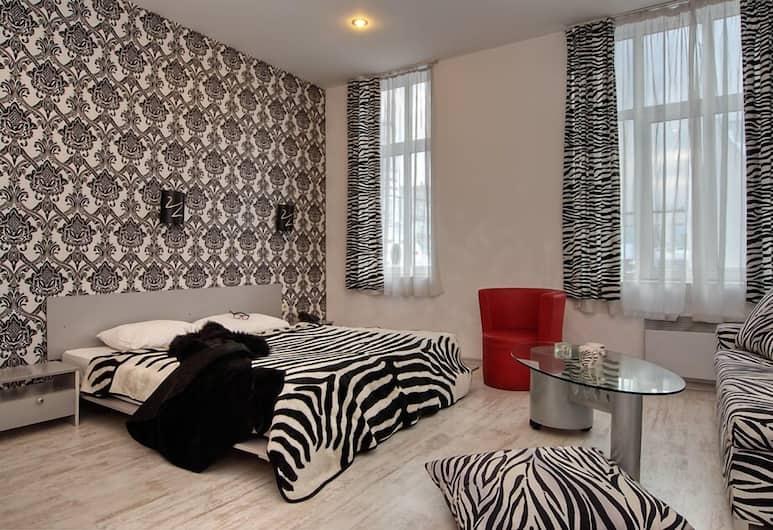 Scottys Boutique Hotel, Sofia, Dobbeltrom – deluxe, Utsikt fra gjesterommet