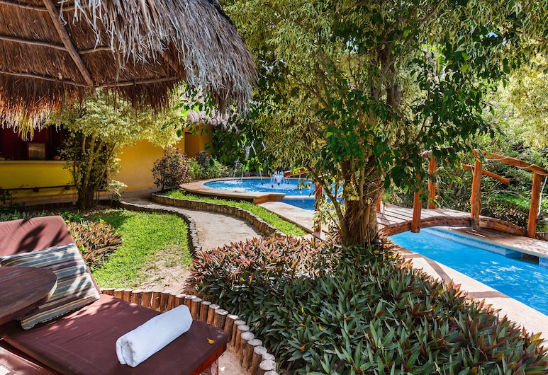 Villas HM Paraiso del Mar, Isla Holbox, Bazén