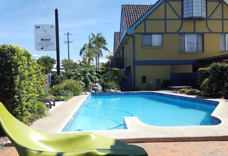 Coastal Bay Motel Coffs Harbour, Coffs Harbour, Outdoor Pool