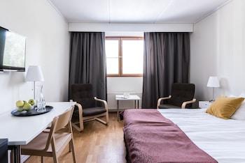 Selline näeb välja Hotel Hermica, Tampere